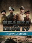 Hearts of Iron IV (Colonel Edition) Steam