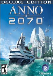 ANNO 2070 - Deluxe Edition Upaly CD Key