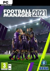 Football Manager 2021 + FM2021 TOUCH [CN] key Steam