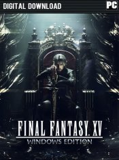 FINAL FANTASY XV WINDOWS EDITION Key- Steam