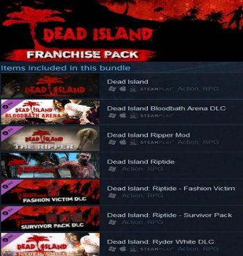 Dead Island Collection Steam