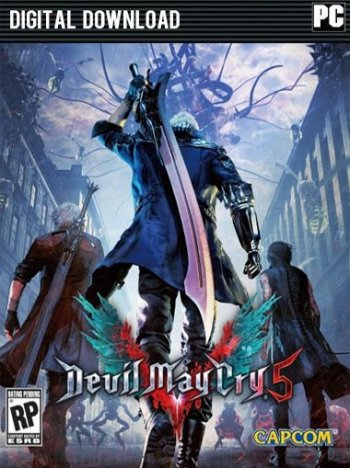 Devil May Cry 5 Deluxe Edition Asia key Steam