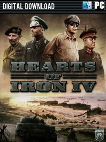Hearts of Iron IV (uncut) Steam