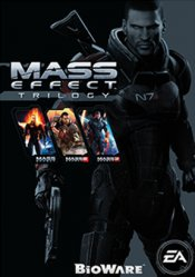 Mass Effect Trilogy Origin (EA) CD Key