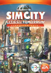 SimCity:Cities of tomorrow Origin (EA) CD Key