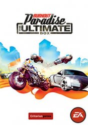 Burnout Paradise: The Ultimate Box Origin (EA) CD Key