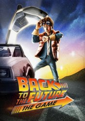 Back to the Future: The Game Steam