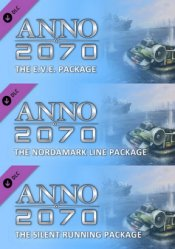 Anno 2070 - The Nordamark Complete Package Steam