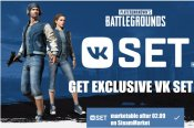 PLAYERUNKNOWN´S BATTLEGROUNDS VK SET PUBG KEY REGION FREE GLOBAL