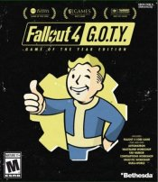 Fallout 4: Game of The Year Edition [Cloud Activatio] key- Steam