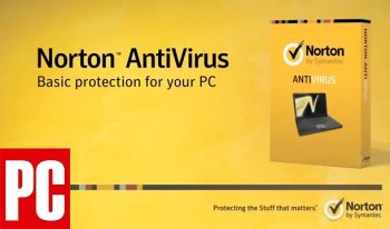 Norton AntiVirus 1year 2 PCs key