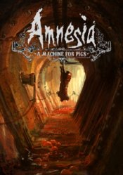 Amnesia: A Machine for Pigs Steam