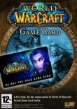 World of Warcraft : EU 60 days Gametime Card scan (Battle.net)