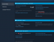 New Steam Account (Region Russian / Full access)