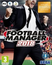 Football Manager 2018 [CN] key- Steam