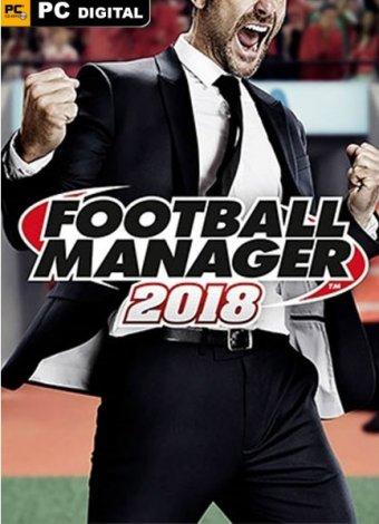 Football Manager 2018 [EU] key- Steam