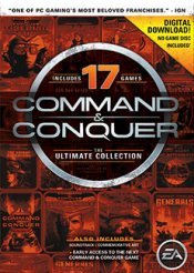 Command & Conquer The Ultimate Collection Origin (EA) CD Key