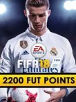 FIFA 18 2200 FUT Points Pack (EA)
