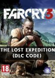 Far Cry 3 Lost Expedition DLC Uplay Key scan