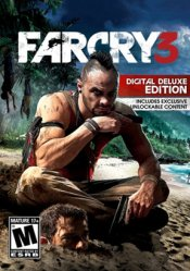 Far Cry 3 - Deluxe Edition Steam