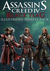 Assassin's Creed IV Black Flag – Illustrious Pirates Pack