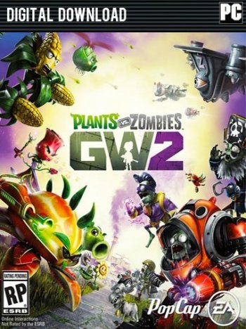 Plants vs. Zombies: Garden Warfare 2 Origin (EA) CD Key