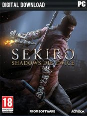 Sekiro™: Shadows Die Twice Asia key Steam