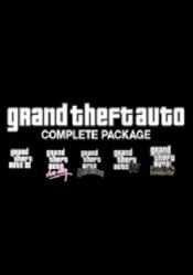 Grand Theft Auto Complete Pack Steam