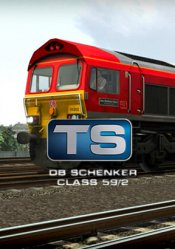 Train Simulator: DB Schenker Class 59/2 Loco Add-On Steam