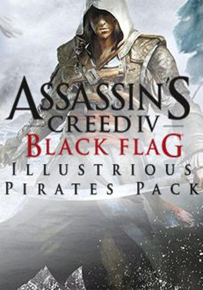 Assassin\'s Creed IV Black Flag - Illustrious Pirates Pack Steam