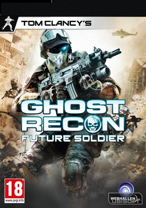 cd key activation ghost recon future soldier