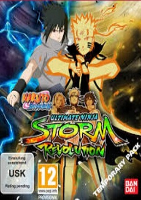 NARUTO SHIPPUDEN: Ultimate Ninja STORM Revolution (Steam)
