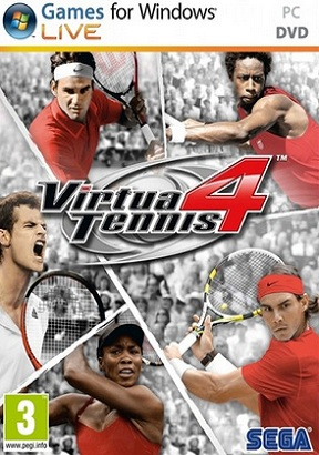 Virtua Tennis 4 GFWL Retail (GFWL) CD Key