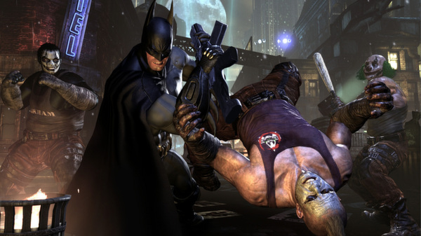 Batman: Arkham City - Game of the Year Edition Steam